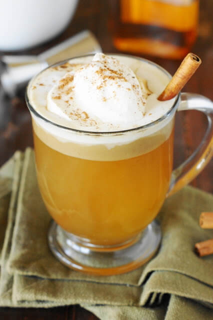 Hot Buttered Rum | The Kitchen is My Playground