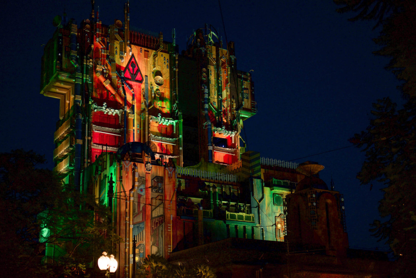 Guardians of the Galaxy: Mission Breakout! at Disneyland's California Adventure
