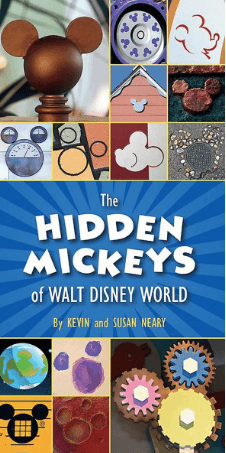 Hidden Mickey's of Walt Disney World Book