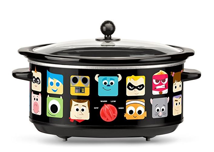 Pixar Crock-Pot Slow Cooker