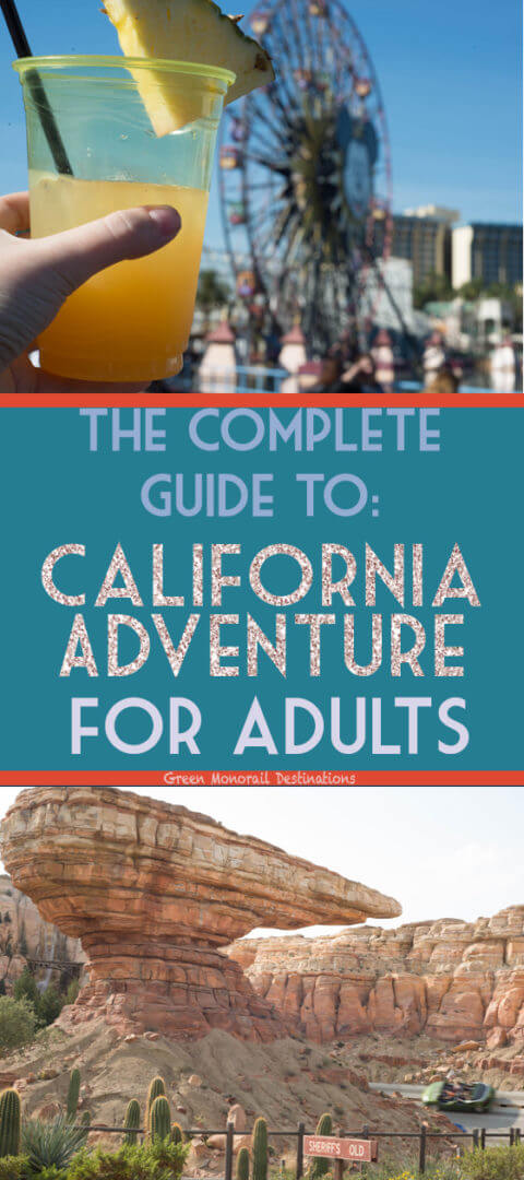 The Complete Guide to California Adventure for Adults