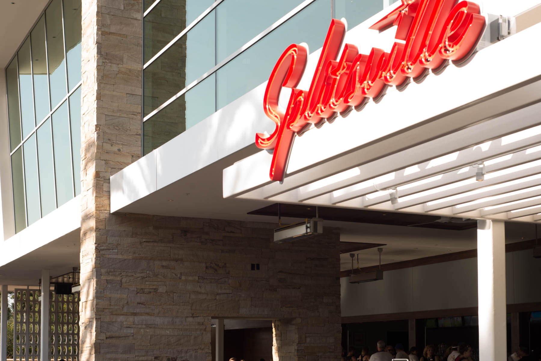 Splitsville Bowling Alley in Downtown Disney - A Guide to Disneyland for Adults