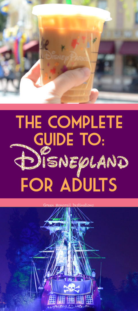 Disneyland for Adults: The Complete Guide