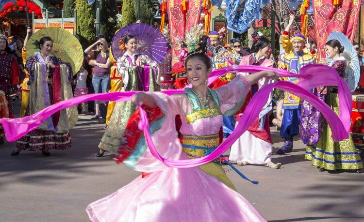 Mulan's Lunar New Year Procession | Paul Hiffmeyer | Disneyland