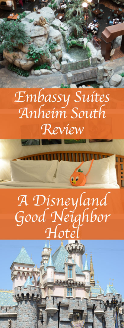 Embassy Suites Anaheim South: Disneyland Good Neighbor Hotel Review