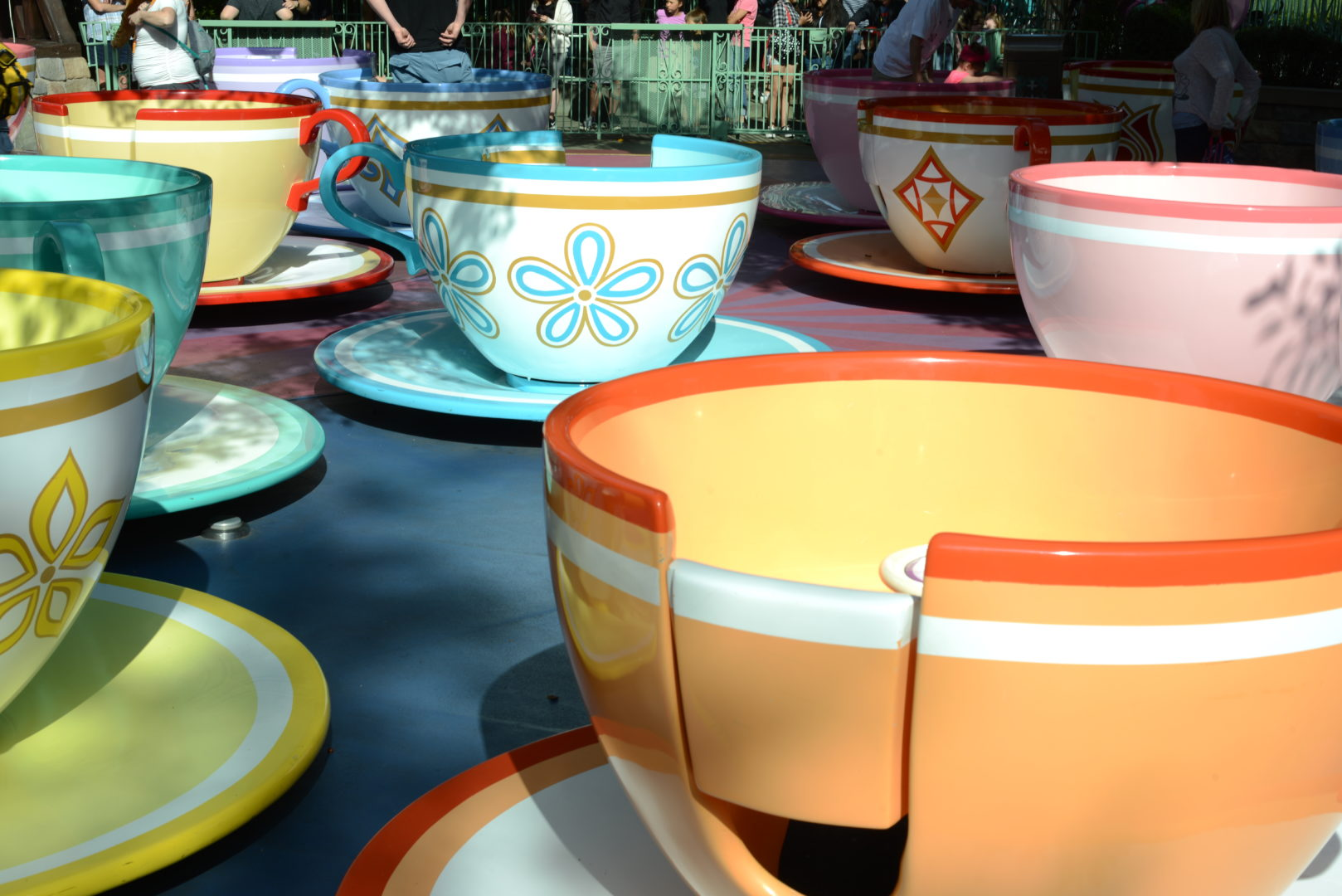 Mad Tea Party - 8 Ways to Alleviate Stress on Your Disney Vacation and Start Making More Magic