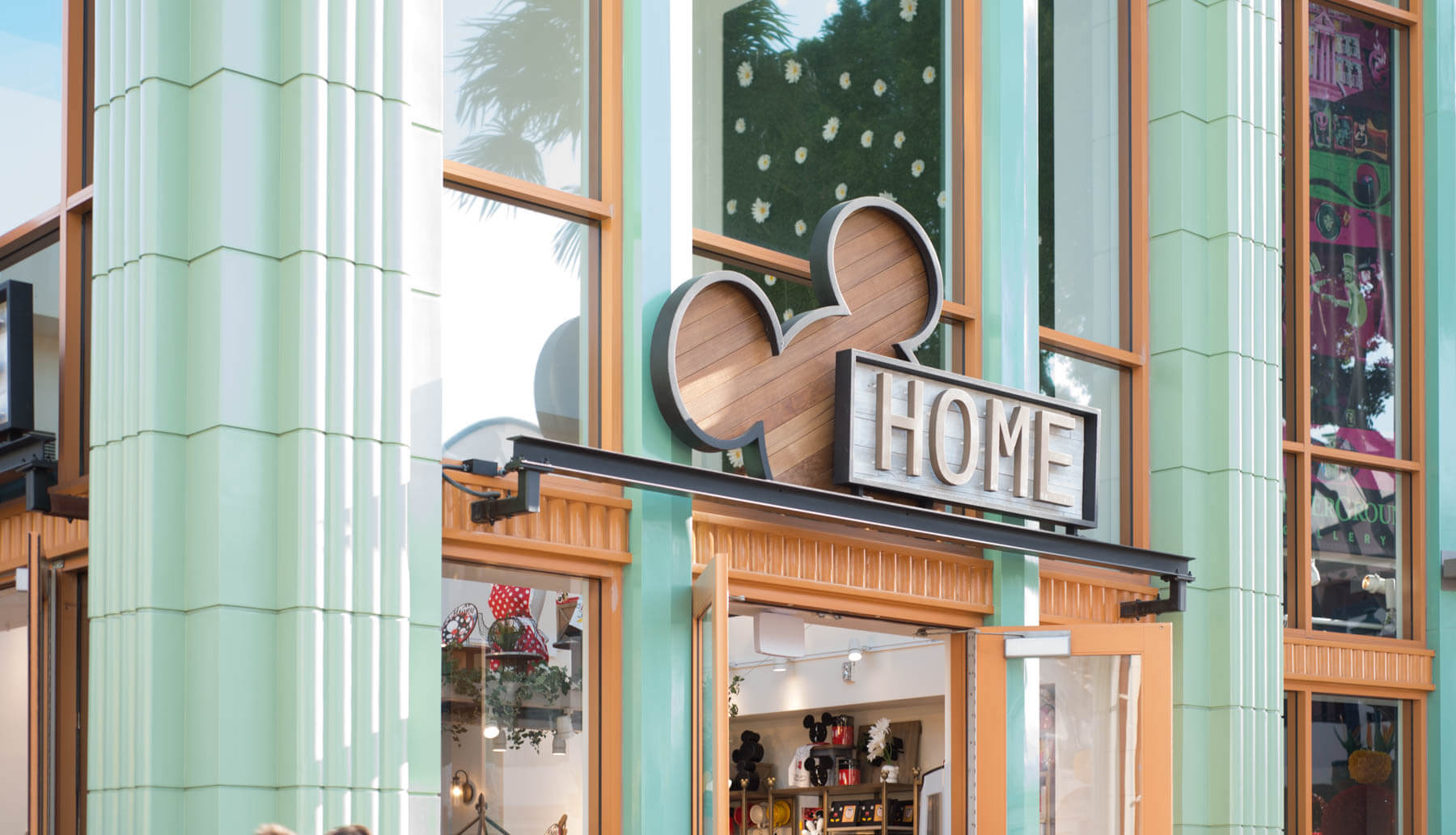 Disneyland Home Good Store at Downtown Disney