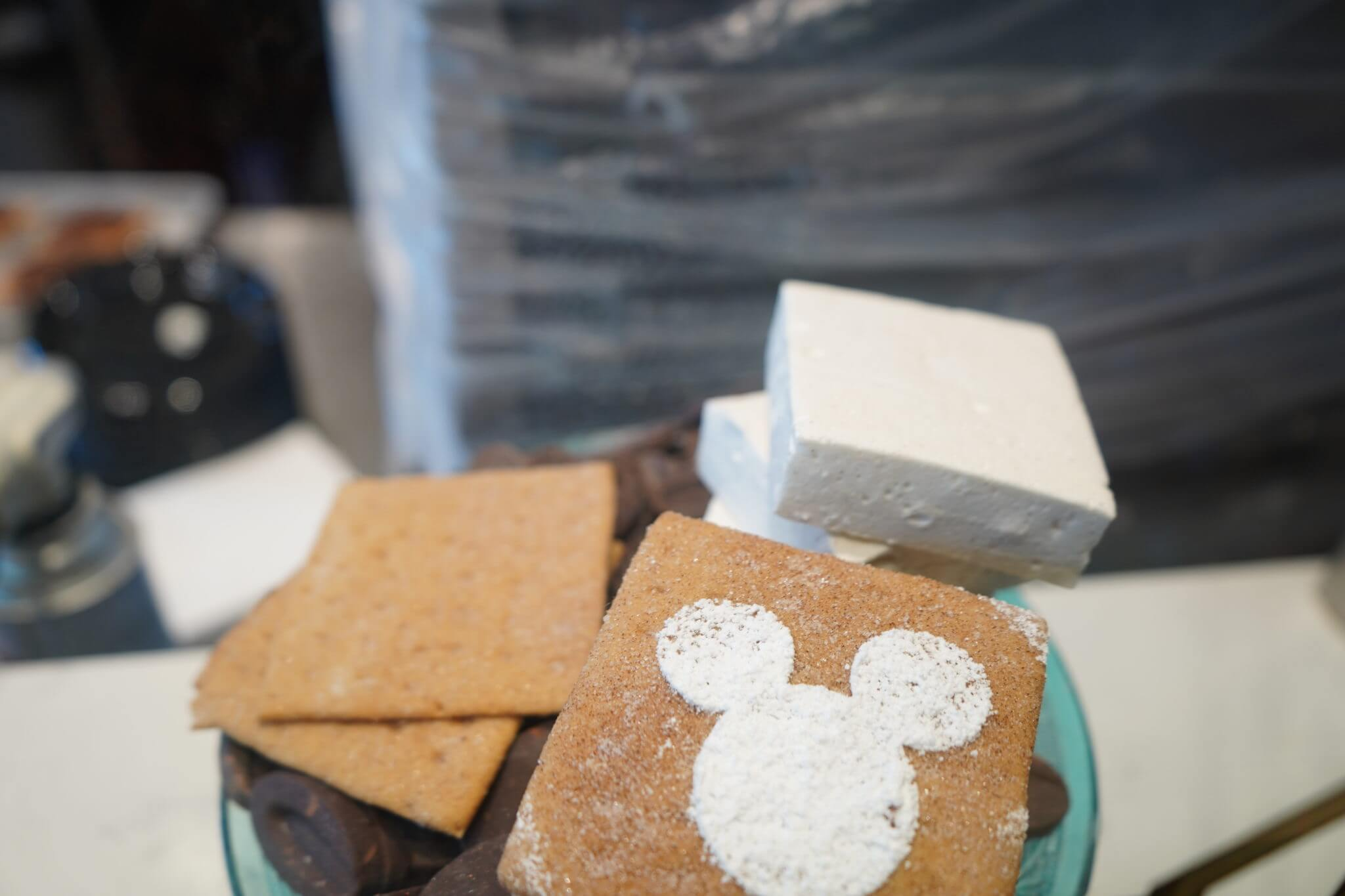 Mickey S'mores - The Ganachery at Disney Springs