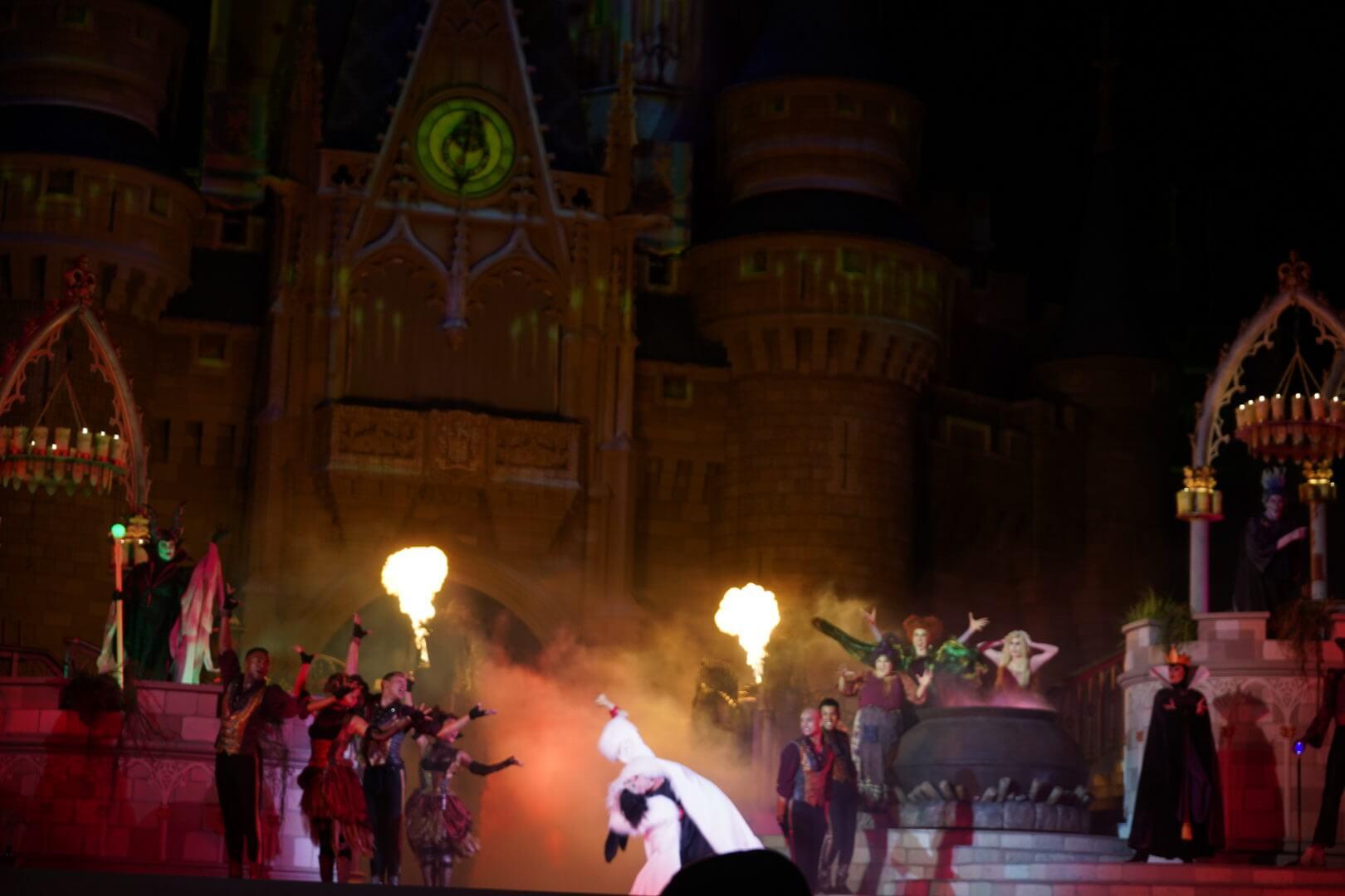 Cruella de Vil - Hocus Pocus Villain Spelltacular at Disney World