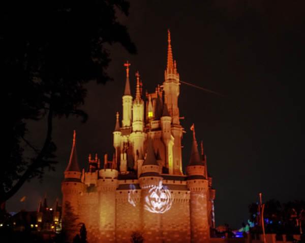 Magic Kingdom Happy HalloWishes Fireworks