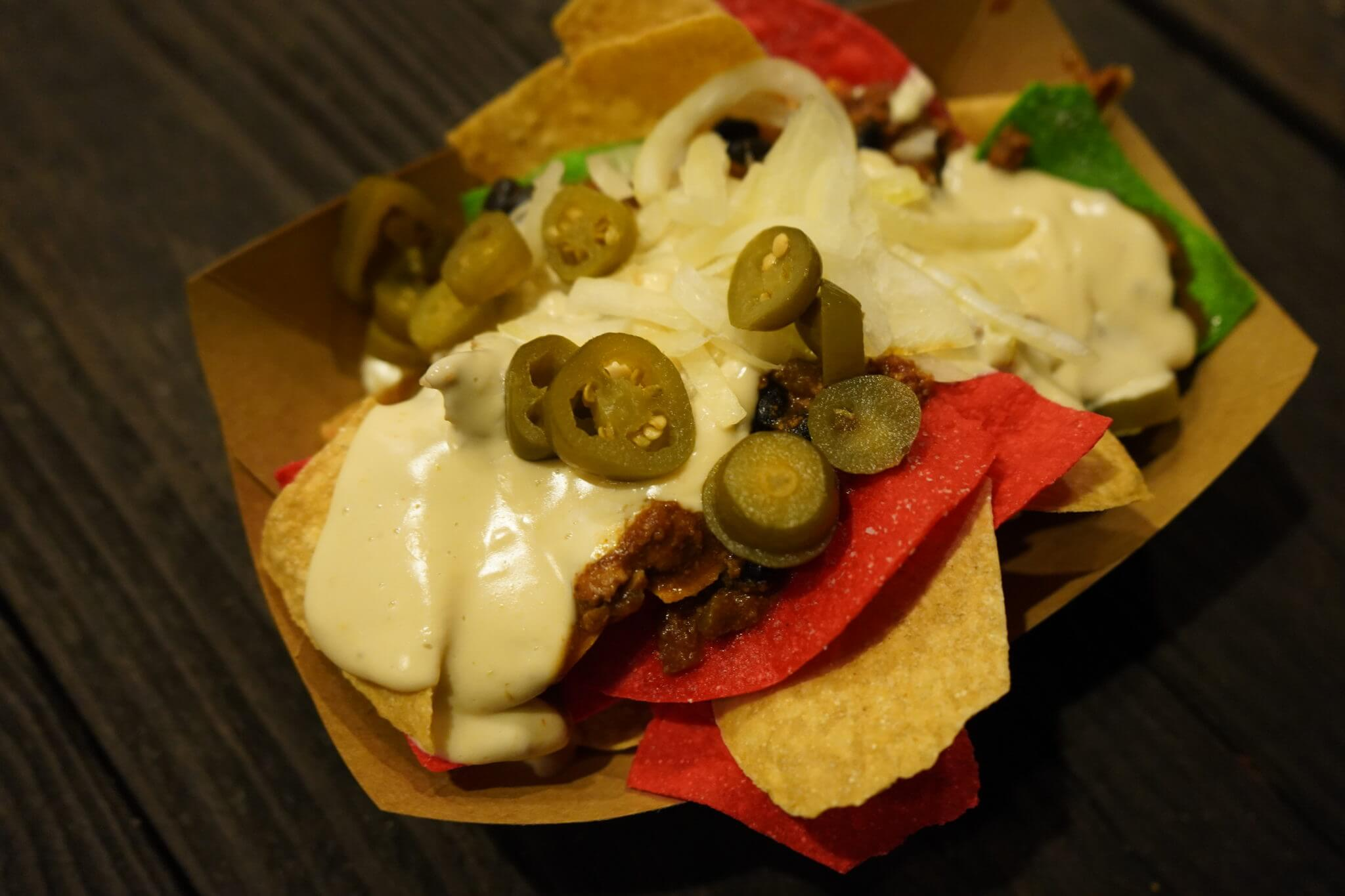 Pecos Bill - Feliz Navidad Nachos at Mickey's Very Merry Christmas Party in Disney World